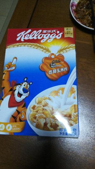 家乐氏(Kellogg's)香甜玉米片 进口麦片 即食冲饮 营养谷物早餐420g 晒单图