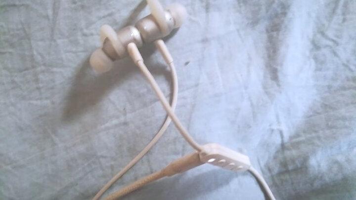 酷狗(KUGOU)小酷M1无线运动蓝牙耳机 霍尔磁吸开关 入耳式 安卓苹果手机耳机 IPX4级防水 续航10h 蒂芬妮蓝 晒单图