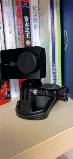 TELESIN Gopro7 6背包夹HERO5 4配件360度可旋转固定夹 小蚁4K相机适用 小蚁背包夹送转接头 晒单图