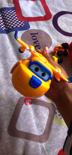 奥迪双钻(AULDEY)超级飞侠益智大变形机器人-多多 710220 男孩女孩玩具生日礼物 晒单图