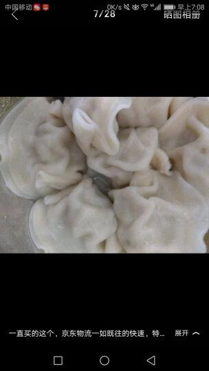 湾仔码头 上海大馄饨 荠菜猪肉口味 600g(30只 早餐 火锅食材) 晒单图