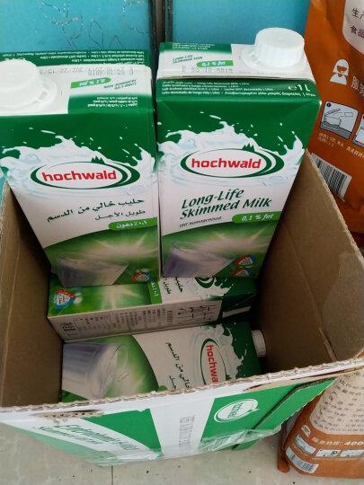 【中粮我买网】好沃德(Hochwald)脱脂牛奶1L*12 德国进口 晒单图