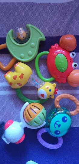 澳贝(AUBY) 益智玩具 小猴摇铃 婴幼儿童摇铃牙胶 463119DS 晒单图