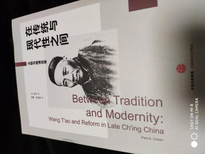 在传统与现代性之间 王韬与晚清改革  中信出版社 晒单图