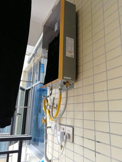 OPAICN【正品保障】抽油烟机燃气灶消毒柜燃气热水器福欧派油烟机四件套 银色天然气 晒单图