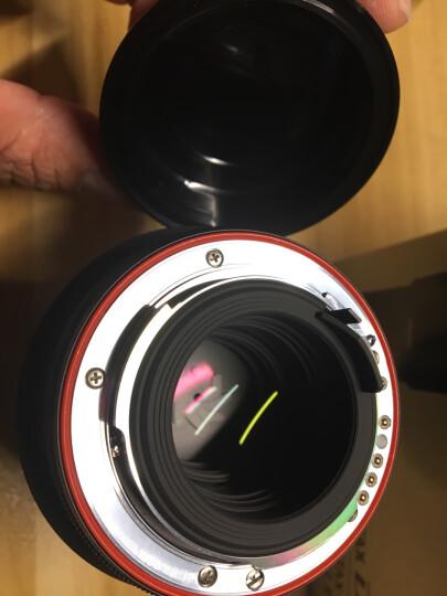 宾得(PENTAX)单反相机广角长焦标准恒定大光圈定焦百微镜头 DFA100mmF2.8微距镜头 晒单图