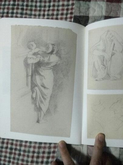 萨金特 素描的艺术 晒单图