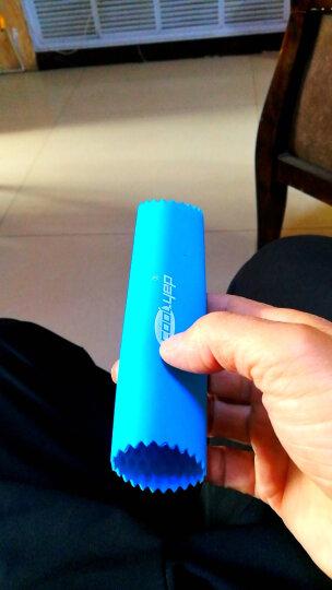 酷易(coolyep) 铂金硅胶剥蒜器去皮器大蒜去皮食品级家用全自动 蓝色 晒单图