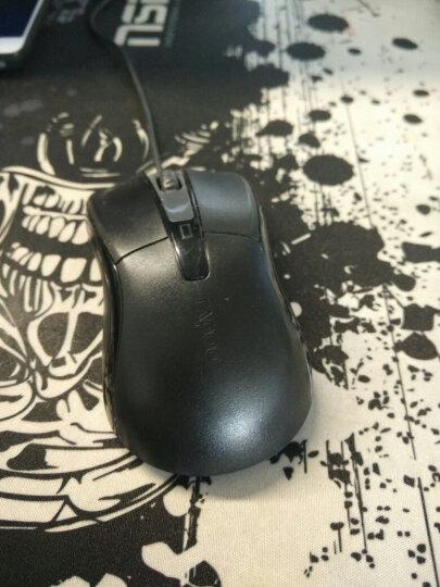 雷柏(Rapoo) M130 鼠标 有线鼠标 办公鼠标 对称鼠标 笔记本鼠标 电脑鼠标 台式机鼠标 黑色 自营 晒单图