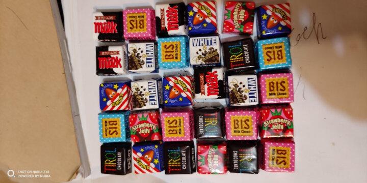 日本进口巧克力糖果 TIROL松尾 进口巧克力 日本松尾 多彩巧克力 进口零食 松尾黄豆粉巧克力年糕夹心3袋 晒单图