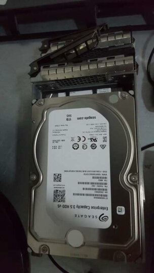 希捷(SEAGATE)V5系列 1TB 7200转128M SAS 企业级硬盘(ST1000NM0045) 晒单图