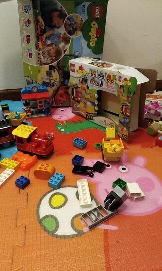 LEGO乐高 Duplo得宝系列 益智儿童大 颗粒积木玩具 创意拼插 我的游乐场创意积木盒10864 2018 1月新款 晒单图