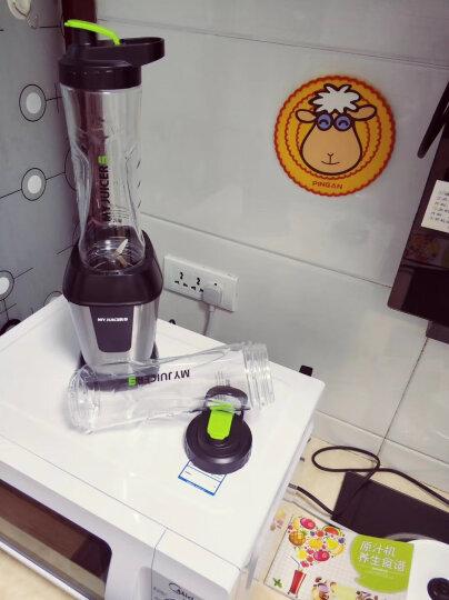 ERGO CHEF MY JUICER2便携式榨汁机果汁机辅食机 礼品礼物健康送礼 标配2杯+送饭盒1个+水果砧板1块 晒单图