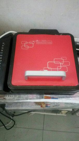 乐倍MLF-380四方电饼铛深悬浮式双面方形加热烤饼锅煎烤机 自动断电 晒单图