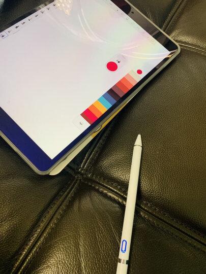 广仁德 电容笔苹果pencil手写笔ipad触控笔2018主动式air2细头pro绘画平板手机触屏笔 碳纤维笔仅适用9.7/10.5mini2/4 晒单图