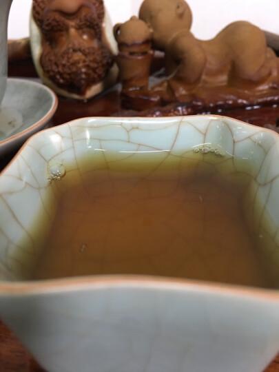 【满3送88元盖碗】书剑古茶 2018年 早春滇红茶叶 云南凤庆单芽金丝红茶 100克 晒单图