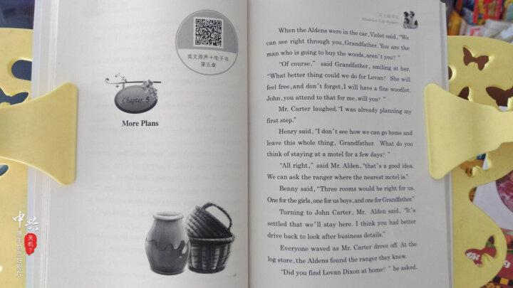 功能性中英双语历险故事书:棚车少年第3辑(套装8册) 晒单图