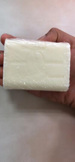 法国进口 南法风手工精油皂(洗面奶男女 )洗脸洁面皂控油祛痘除螨硫磺皂去螨虫香皂海盐皂去黑头角质 茉莉味 100g 晒单图
