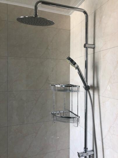摩恩(MOEN) 洛奇系列浴室柜套餐卫生间浴室柜镜柜一体套餐组合卫生间水盆洗手盆80cm柜子 橡木色+抽拉龙头+70cm镜柜(防雾+LED) 晒单图