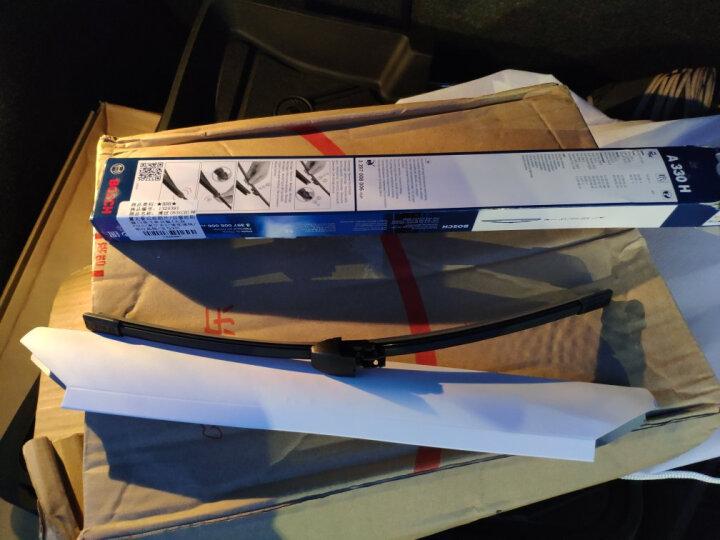 博世(BOSCH)后车窗/后雨刷器/后雨刮器12英寸单支(标致308/508/奔驰A级/GLK/ML/君威/英菲尼迪/菲亚特) 晒单图