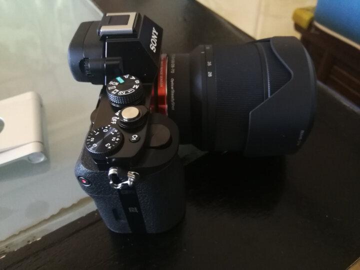 索尼(SONY)Alpha 7 全画幅微单数码相机 标准套装(约2430万有效像素 28-70mm镜头  ILCE-7K/A7/α7) 晒单图