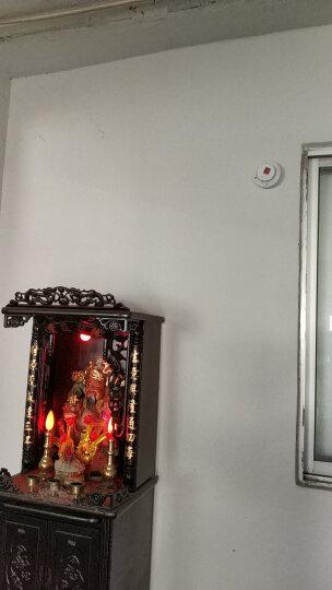 消防烟感器独立式烟感器宾馆酒店公寓独立报警火灾烟感报警器烟感探测器烟雾报警器烟雾报警器学校家用 烟感器SS501 晒单图