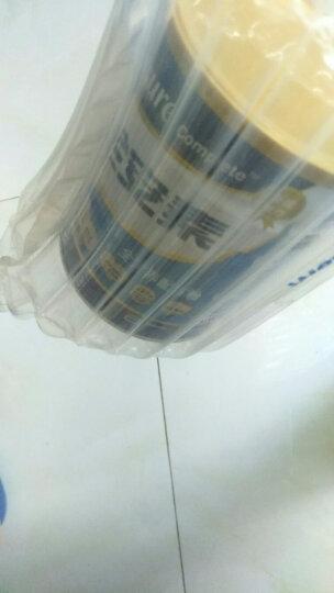 雅培(Abbott)全安素 全营养配方粉 蛋白质粉 进口膳食纤维 900g装 晒单图