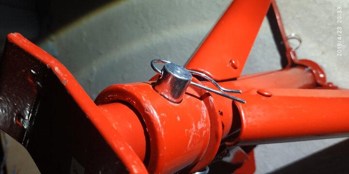 BIG RED 专业维修工具 发动机运送顶 液压举升工具0.5T 晒单图