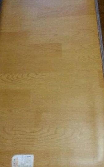 美盈 碳晶地暖 电热地毯移动地暖垫 电热毯暖脚垫 地热垫 地暖毯 地热垫 原木色地板紋 200*200 晒单图