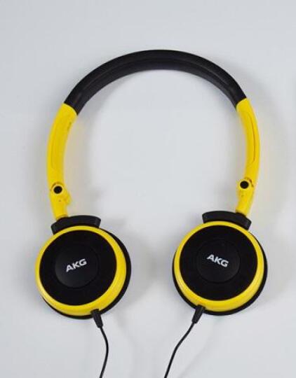 爱科技(AKG)Y30便携式头戴式耳机  K420升级版立体声音乐耳机 手机通话耳机 黑色 晒单图
