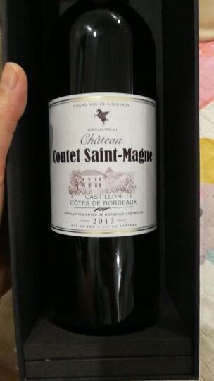 法国进口红酒 波尔多AOC级 莫里斯梅多克产区 翡马 慕朗酒庄干红葡萄酒 竹盒礼盒装 750ml*6瓶 晒单图