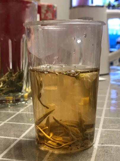2019新茶 老缪家 茶叶 花草茶浓香茉莉花茶 茉莉玉螺100g*2罐共200g(两种包装随机发货) 晒单图