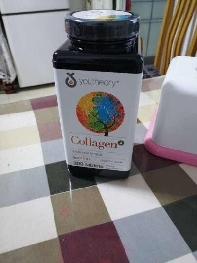 youtheory 美国原装进口Collagen 抗衰 胶原蛋白18种氨基酸390粒 晒单图