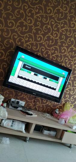 小霸王游戏机D99增强版家用4k高清电视复古怀旧游戏机 插卡老式fc红白机双人游戏经典游戏手柄 普通版+360合1游戏卡套餐 晒单图