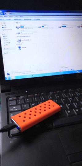 东芝(TOSHIBA) 移动硬盘1t/2t/3t高速传输USB3.0 2.5英寸玩客云硬盘 金属alumy系列梦幻蓝-定制版 1T 晒单图