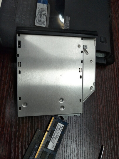 SAMSUNG 三星 860 SATA3 250G/500G笔记本台式机 固态硬盘SSD 860EVO 1T 12.7mm光驱支架+硬盘 晒单图