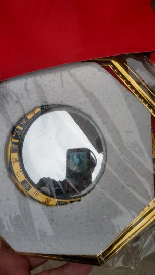 上善好 八卦镜玄关挂件 家居装饰品风水工艺品摆设 BG 合金边框中号 16cm 凸镜避邪 晒单图