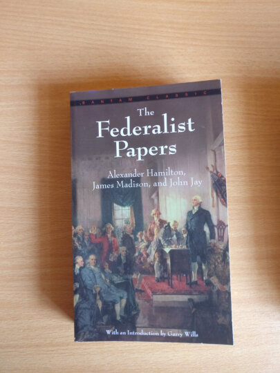 Bantam Classics 经典系列:联邦党人文集FEDERALIST PAPERS, THE 晒单图