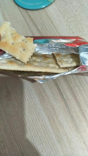 太平 梳打饼干 芝麻味 400g苏打饼干咸味饼干零食(新老包装随机发货) 晒单图