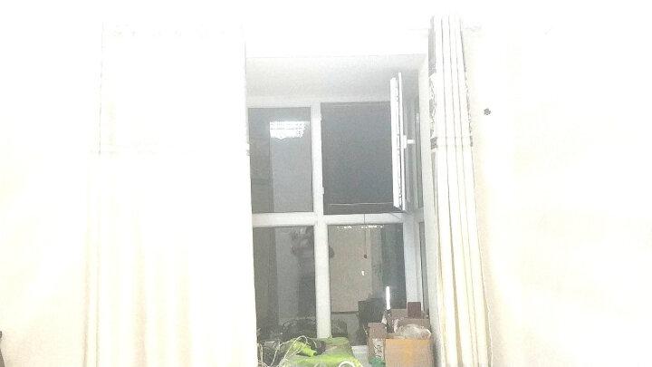馨兰芙曼定制窗帘成品飘窗半遮光布帘卧室阳台窗帘印花布料长帘 家和万事兴 宽1.5*高2.0-挂钩加工 晒单图