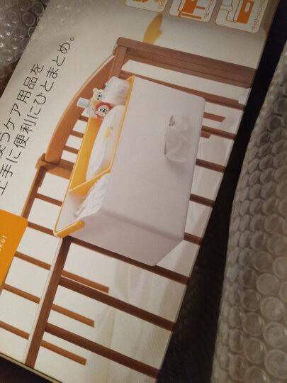 利快 婴儿用品收纳盒日本进口Like it床边收纳篮整理筐储物盒 晒单图