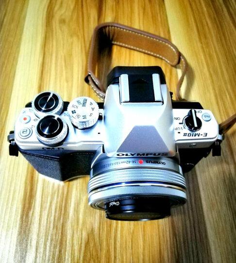 奥林巴斯(OLYMPUS) ED 14-42mm F3.5-5.6 EZ 标准变焦镜头/电子驱动变焦 黑色机身(无镜头) 晒单图