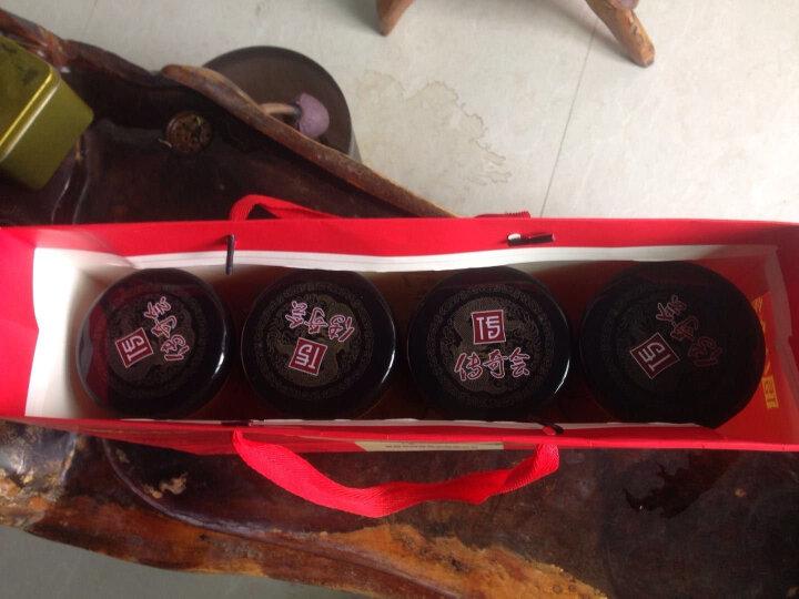 传奇会茶叶 金骏眉红茶 蜜香型武夷正山小种送礼礼盒装500g(新老包装随机发货) 晒单图