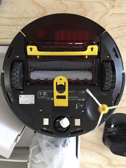 iRobot扫擦组合 擦地扫地机器人 智能家用全自动洗地拖地吸尘器 861+381套装 晒单图