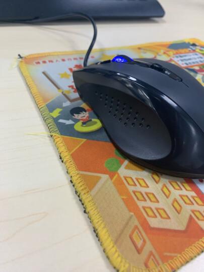 双飞燕(A4TECH) N-810FX 鼠标 有线鼠标 办公鼠标 便携鼠标 右手鼠标 DPI可调 绅士哑黑 自营 晒单图
