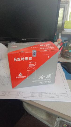 绘威CC388A 88A易加粉3支装硒鼓适用惠普HP P1007 P1008 P1106 P1108 M128fw M1136 M1213nf M1216nfh绘印版 晒单图