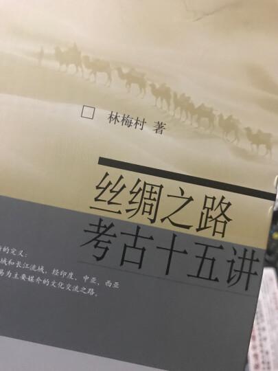 名家通识讲座书系:丝绸之路考古十五讲 晒单图