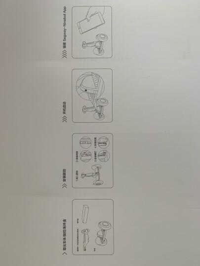小米平衡车 Ninebot九号平衡车Plus智能电动体感车 晒单图