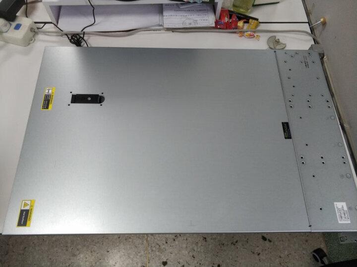惠普(hp) DL388 Gen9 HPE 2U机架式服务器 至强E5系列 配置: 单颗E5-2609V4 8核1.7G 单电源 128G内存 无硬盘(另选硬盘) 晒单图