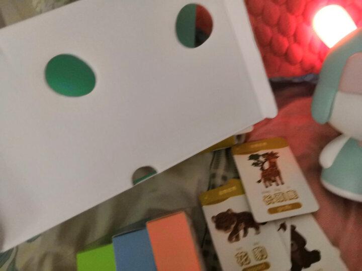 小米(MI)米兔故事机mini儿童早教机 男孩女孩0-6岁宝宝婴儿幼儿 益智玩具学习机 粉色 晒单图